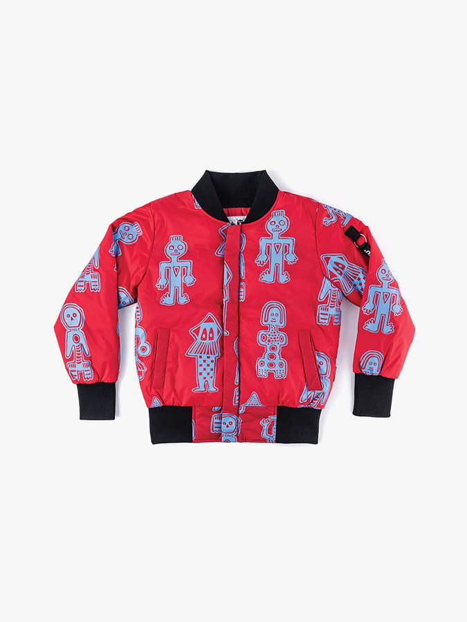 ALL OVER TRIBAL DANCERS BOMBER JACKET (kids) 20% sale