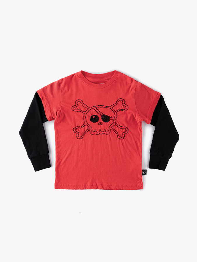 FESTIVE SKULL T-SHIRT (kids) 20% sale