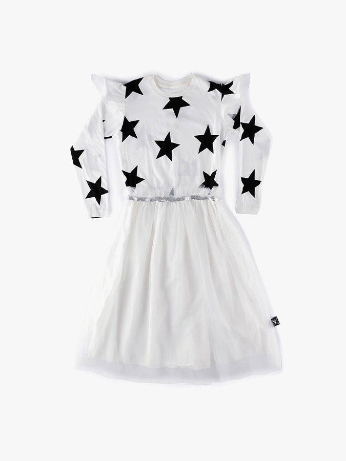 STAR TULLE DRESS (kids) 20% sale