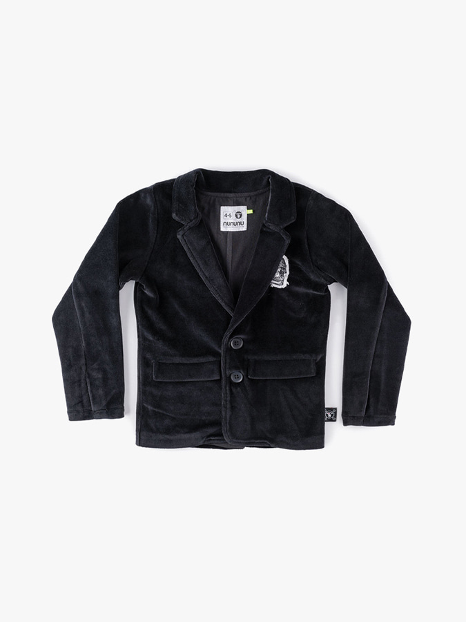 VELVET JACKET (kids) 20% sale