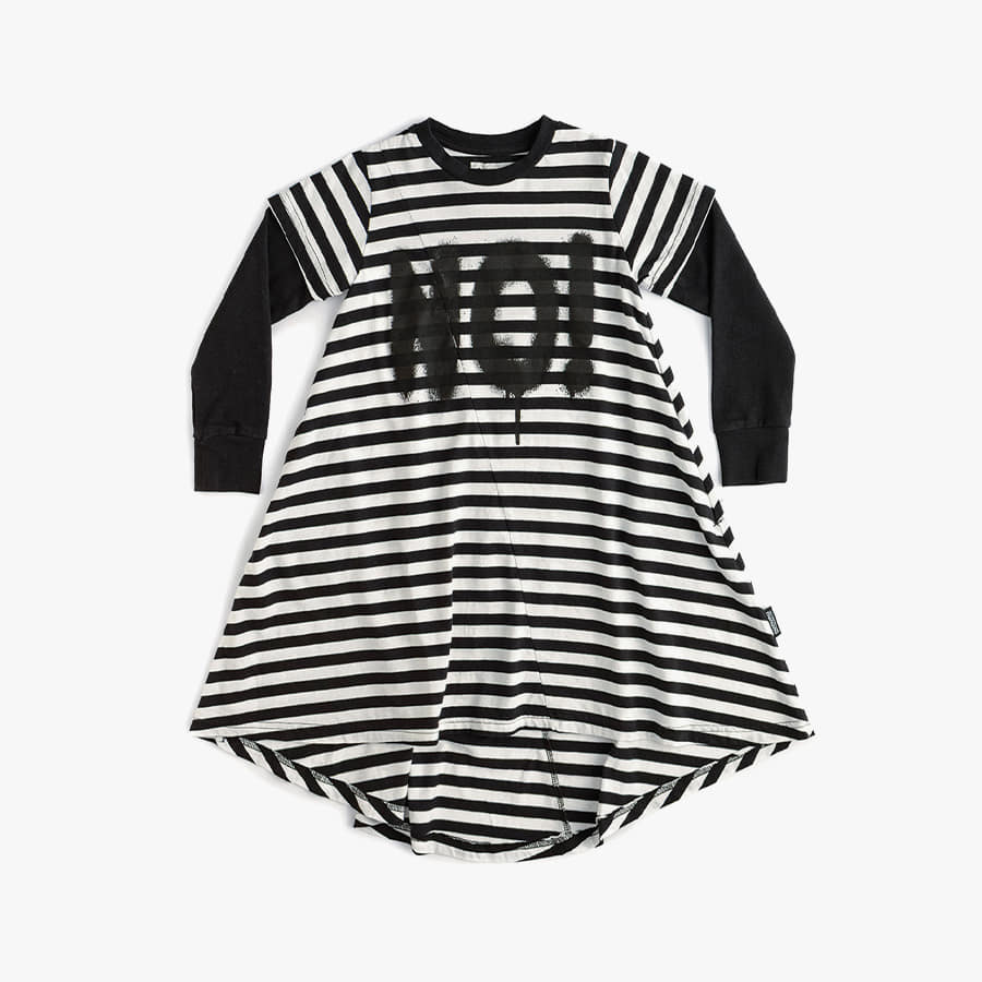 Total elements striped 360 dress (kids)