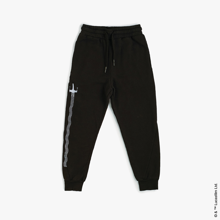 Embriodered x-wing sweatpants (baby)